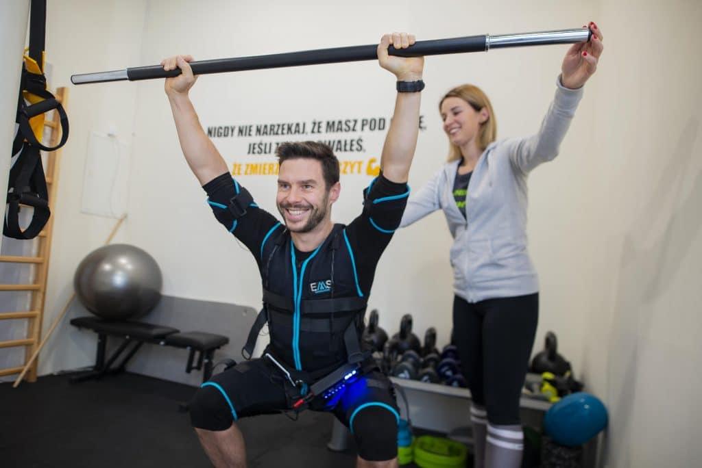 Instruktorzy fitness, strefa ruchu, pabianice