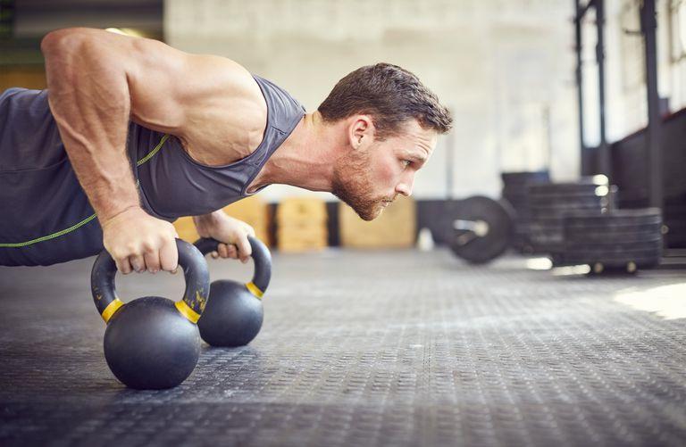 budowa masy mięśniowej, kettlebell pabianice, strefa ruchu