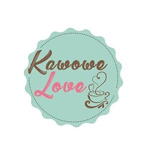 logo kawowe love