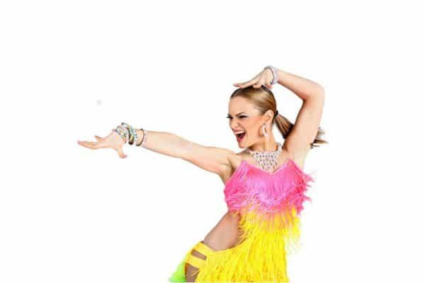 kobieta taniec latino, kurs tańca pabianice, strefa ruchu