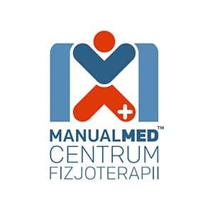 logo manual med centrum fizjoterapii