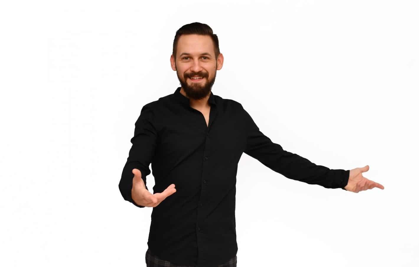 Marcin Łukasz Instruktor bachata w parach