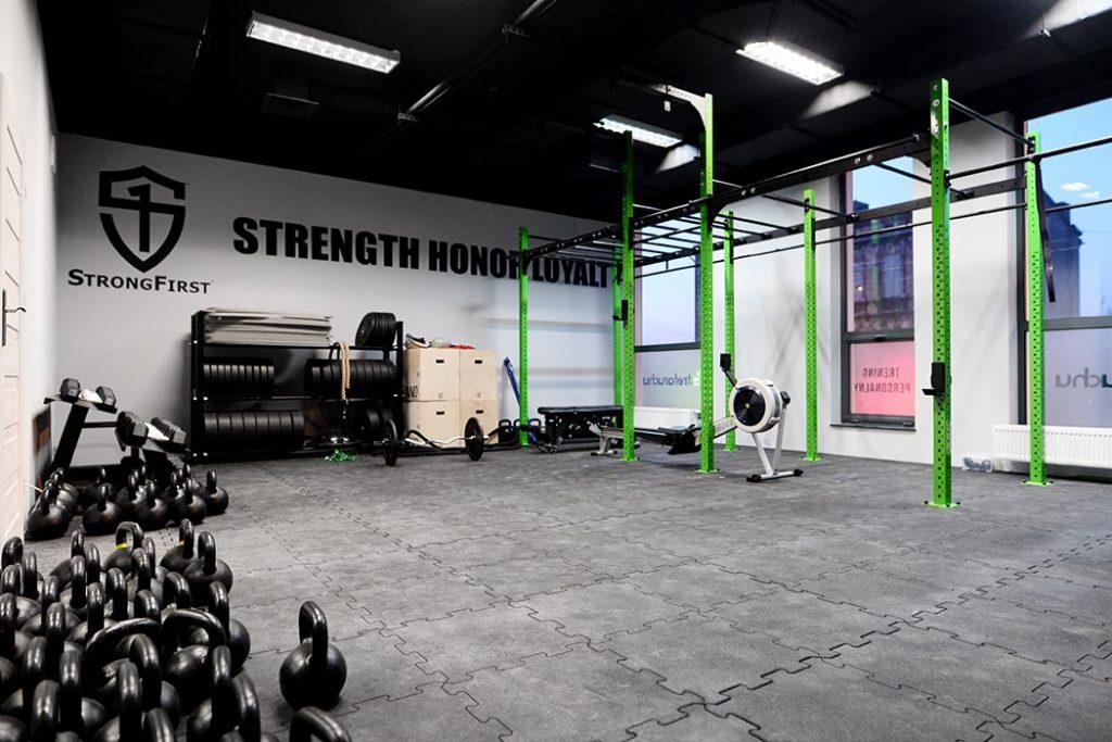 sala do ćwiczeń, fitness