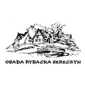 logo osada rybacka sereczyn