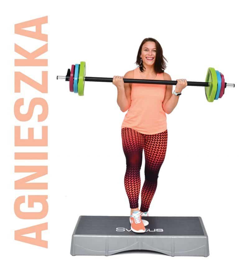 instruktor fitness, trening kobiety, pabianice, strefa ruchu