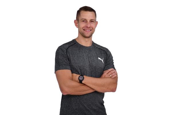 instruktor trener personalny, mężczyzna, klub fitness pabianice