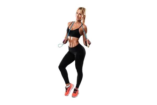 kobieta fitness, smukła sylwetka, strefa ruchu pabianice, klub fitness