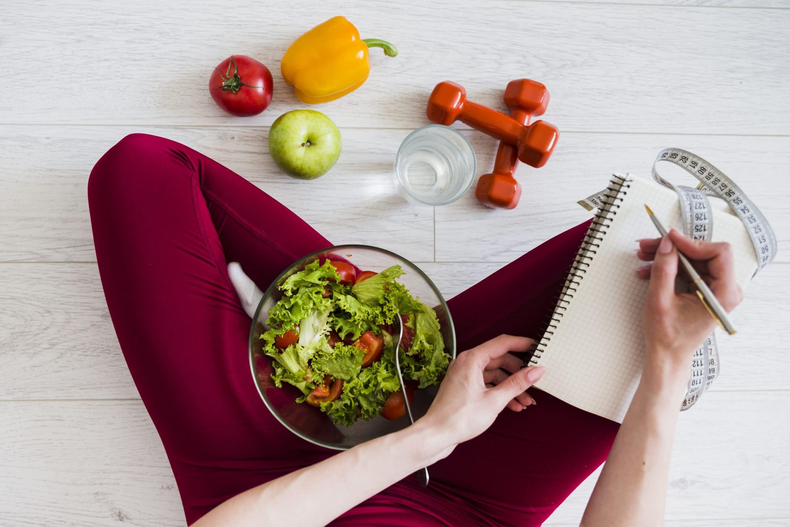dietetyka, jak dobrze się odżywiać, strefa ruchu klub fitness, Pabianice
